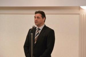 セルダヘイ駐日ハンガリー大使のスピーチ