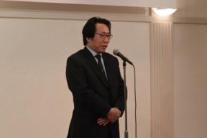 MACメディカルアカデミー 東田先生のスピーチ